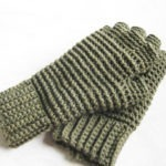 Men's Thermal Fingerless Gloves
