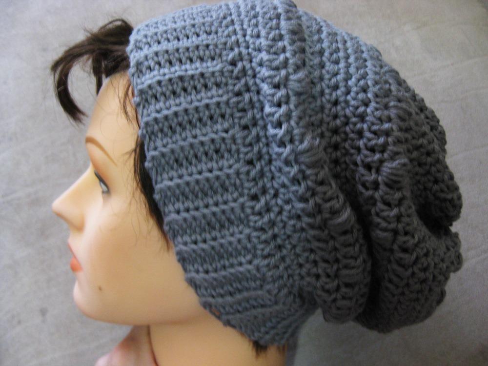 Puff Stitch Hat Kickin Crochet