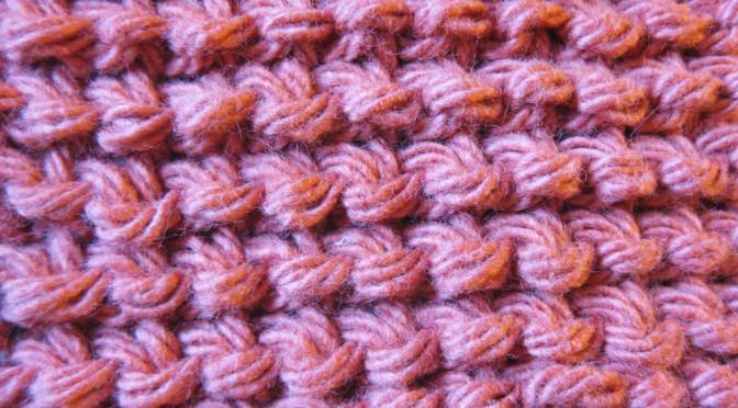 Tunisian Reverse Stitch Kickin Crochet